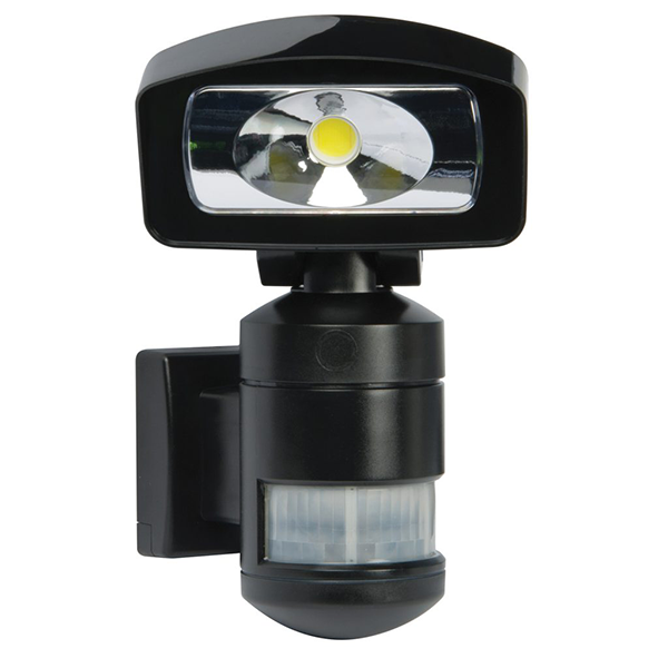 Robotic Security Lighting
