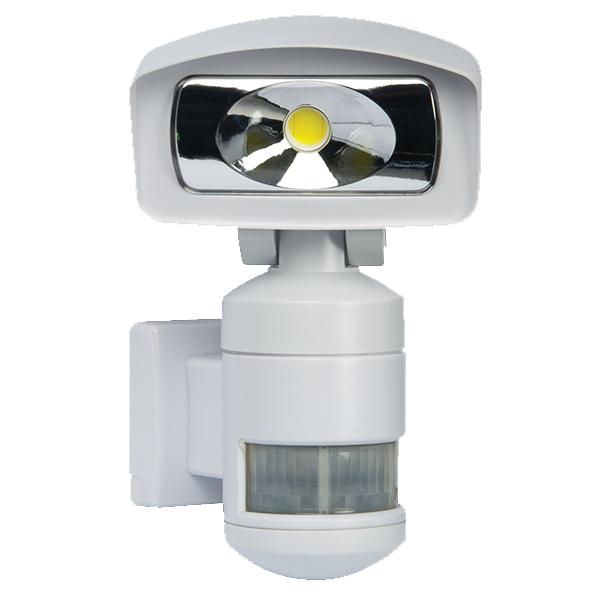 NightWatcher Robotic Security Light 520 White