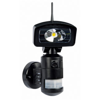 NightWatcher 760 Robotic Security Light with WiFi & HD Camera