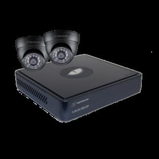 1080P DVR 2 Domes